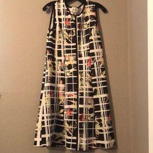 ECI zip-up dress